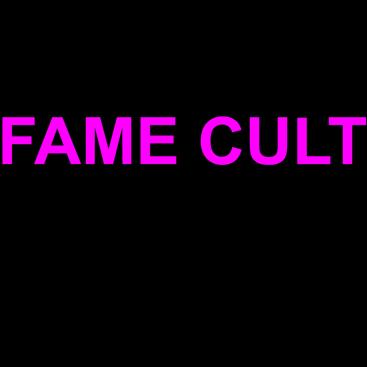 FAME CULT podcast